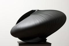 Orias ammonitas (120x100x59 cm, hegesztett acel, 2014)