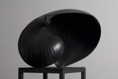 Osszetett gondolat (177x52x49 cm, hegesztett acel, 2014)